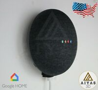 INVISIBLE WALL MOUNT Google Home Mini Perfect Grip and Resistant 3D Printed