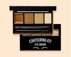 [Etude House] Eye Brow Contouring Kit (Include Brushes) Collection