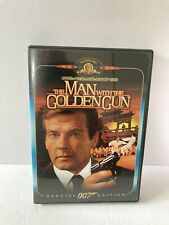 The Man with the Golden Gun 007 (DVD 1974) Roger Moore