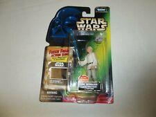 Kenner Star Wars Power of the Force Freeze Frame Luke Skywalker w/ Helmet Figure