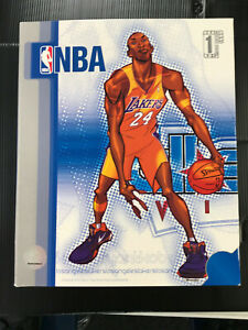 Kobe Bryant Upper Deck All-Star Vinyl Figure #/1500 NIB Rare!