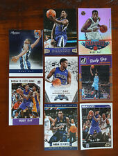 Rudy Gay - 8x different card LOT - Panini - Grizzlies Raptors Kings