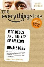 The Everything Store: Jeff Bezos and the Age of Amazon BRAND NEW !!