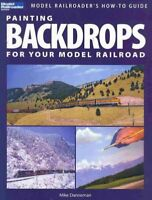 Painting Backdrops for Your Model Railroad, Paperback by Danneman, Mike, Bran...