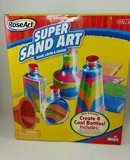 Rose art super sand art