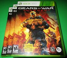Lot of 3 Gears of War: Judgment Microsoft Xbox 360  *Factory Sealed! *Free Ship!