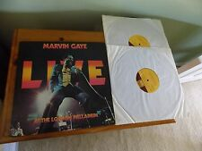 MARVIN GAYE Live At The London Palladium TAMLA 2XLP gatefold excellent !!!