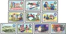 Timbres Scoutisme Nicaragua 1020/5 PA849/52 ** lot 29505