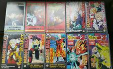 COLECCIÓN DE PELÍCULAS DE DRAGON BALL - AKIRA TORIYAMA - EN VHS