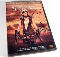 Resident Evil: Extinction (DVD, 2008) Widescreen Special Edition