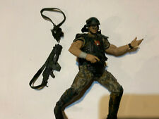 ALIENS MCFARLANE corporal CPL DWAYNE HICKS VARIANT FIGURE with pulse rifle +