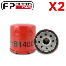 2 x B1400 (USA MADE) Oil Filter - 2003 to 2005 – Yamaha RX10 1000- RMZ119, KN303