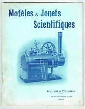 CATALOGUE HELLER & COUDRAY vers 1910  / jouets anciens