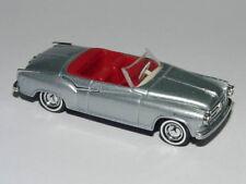 Busch 43153 Borgward Isabella Cabrio silber metallic 1:87 Neu