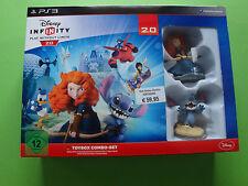 PS3 Disney Infinity 2.0 Toybox Combo Set