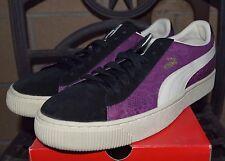 DS 2005 Puma Clyde Snakeskin Purple Size 12