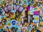 TAN DOO deck, Metaphorical associative cards, relationship oracle