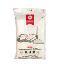 GENUINE HOOVER SMART H160 VACUUM BAGS 5PK