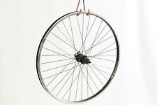 "26"" SHIMANO FH-RM60 8/9/10 SPEED CASSETTE REAR MOUNTAIN BIKE WHEEL DUAL WALL RIM"