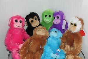"AURORA 19"" Hanging Chimp Monkey - New & Genuine"