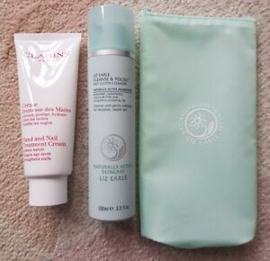 Clarins Hand And Nail Treatment Cream Liz Earle Cleanse and Polish 100ml