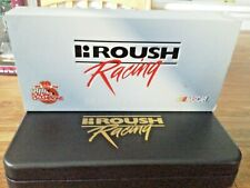 Roush Racing 24ct Gold Set, Racing Champions 10th Anniversary 1:64 Diecast