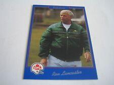 1991 Jogo CFL Football Ron Lancaster Card #25***Edmonton Eskimos***
