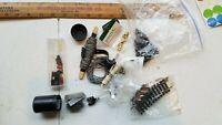 LOT OF   vintage train master mix train parts pieces tools