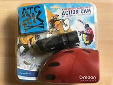 Camera Helmet Action Cam Oregon Scientific ATC2K Waterproof SD 640x480 Brand New