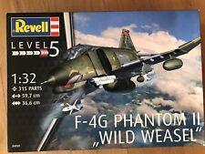 """+++ REVELL 04959 f-4g PHANTOM II """"Wild Weasel"""" 1:32 04959"""