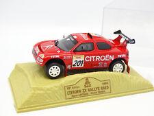 Norev Prensa De París Dakar 1/43 - Citroen ZX Rallye Raid 1996