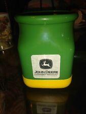 John Deere  Rubber Can Holder / Koozie