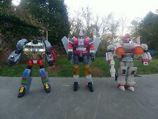 Transformers Lot of 3 - Grimlock, Silverbolt, & Powerglide