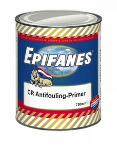 Epifanes CR Antifouling Primer 750ml f. Copper Cruise E6-45A Boot Farbe (silber)