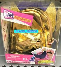 SHOPKINS Real Littles MYSTERY Mini BACKPACK 6 Surprises GOLD WINGS Series 2