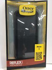 Otterbox for iPhone 5/5s SE Reflex Series - Black/Grey - NEW - OEM