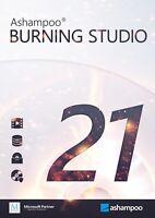 Ashampoo Burning Studio 21 - Brennen sichern & konvertieren - Download Version