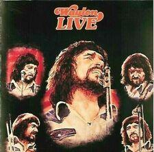 Waylon Live [Remaster] by Waylon Jennings (CD, Aug-1999, Buddha Records)