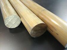 Brass round bar rod CZ121 12mm 16mm 20mm 25mm 35mm 40mm
