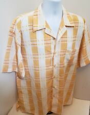 Old Skool Button up front Shirt XL 17 17 1/2 Great condition