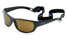 Vuarnet Sunglasses VL152200102622 VL1522 CUP 1522 Black + Brown Polar Polarized