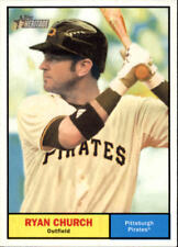 2010 Topps Heritage #61 Ryan Church Pittsburgh Pirates