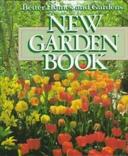 New Garden Book by Better Homes and Gardens