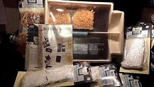 LOT of Simple Solutions Wall Decorating Tools for FAUX Finished Walls