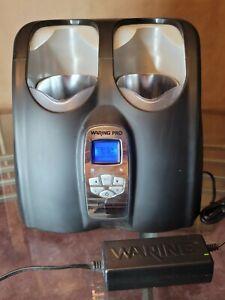 "Waring Pro PC200 Professional Double Wine Chiller Black (3.5"" Wine Bottle)"
