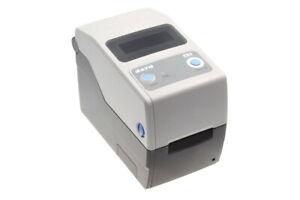 Sato CG2 Thermotransferdrucker // LAN & USB // CG208TT-LAN // WWCG20042