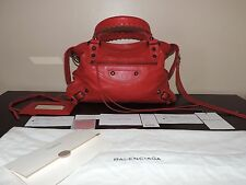 Balenciaga Classic City Bag Rogue (with tags and receipt)