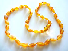 100% Genuine Baltic Amber Adult  Necklaces 17-18 inch - Choose your color!!!