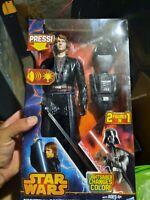 Star Wars Anakin To Darth Vader 2 In 1 Figure