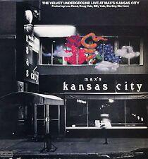 "VELVET UNDERGROUND ""LIVE AT MAX'S KANSAS CITY"" ORIG US 1972"